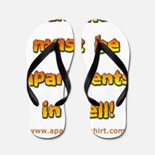 Apartments in Hell Flip Flops