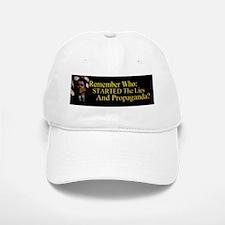 Reagan _Propaganda bumper Sticker Baseball Baseball Cap