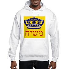 Chabad_Mashiach_Flag_iPad_2 Hoodie