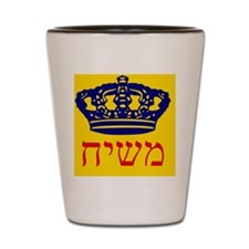 Chabad_Mashiach_Flag_iPad_2 Shot Glass