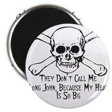 long john Magnet