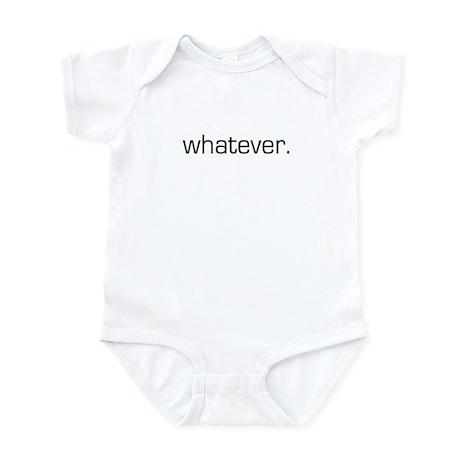 Whatever Infant Creeper
