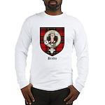 Brodie Clan Crest Tartan Long Sleeve T-Shirt