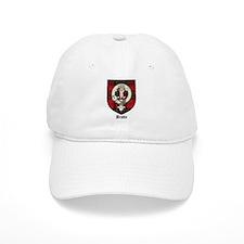 Brodie Clan Crest Tartan Baseball Cap