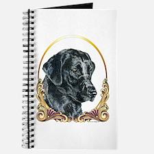 Labrador Retriever Christmas Journal