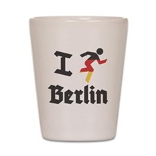 I-Run-berlin-2 Shot Glass