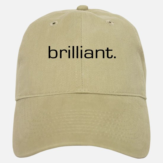 Brilliant Baseball Baseball Cap