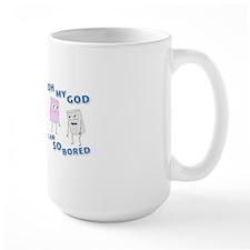 marshmallow-d1-Mug Mug