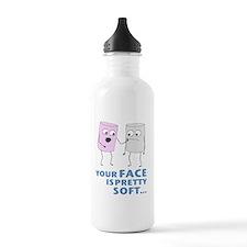 mm-D2-BlackApparel Sports Water Bottle