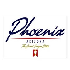 Phoenix Script W Postcards (Package of 8)