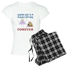mm-d5-BlackApparel Pajamas