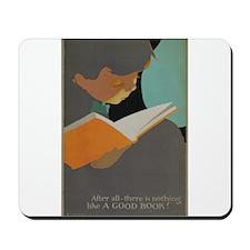 1925 Children's Book Week Mousepad