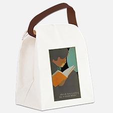 1925 Children's Book Week Canvas Lunch Bag