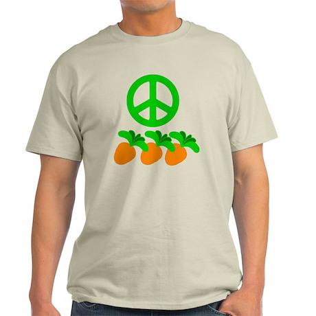 PeaceCarrot copy Light T-Shirt