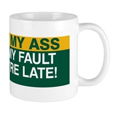 urlateGreen Mug
