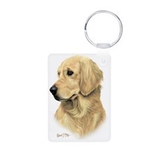 Golden Retriever 3 Keychains
