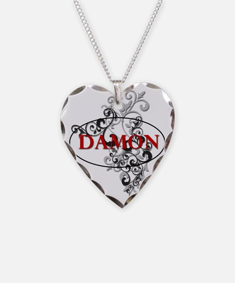 Damon Salvatore Necklace