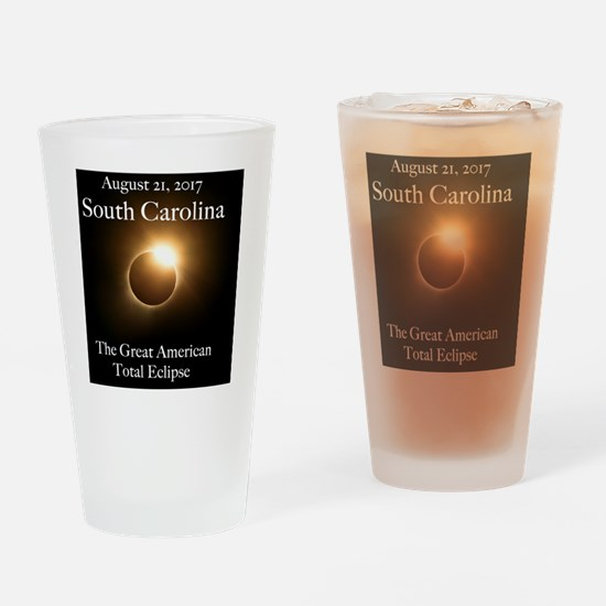 Cool America Drinking Glass