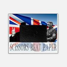 Scissors_Beat_Paper Picture Frame