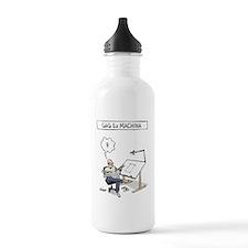 Gag ex Machina Logo Water Bottle