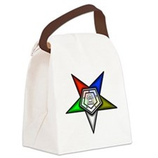 oes4 Canvas Lunch Bag