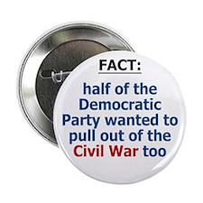 Civil War, Iraq War Button