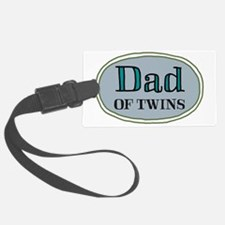 DadSKITCHdesign3 Luggage Tag