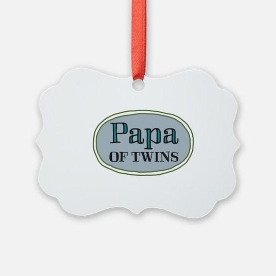 PapaOTSkitch Ornament