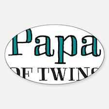 PapaOTSkitch2 Sticker (Oval)