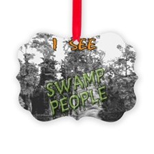 Swamp people t 4.gif Ornament