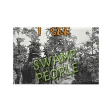 Swamp people t 4.gif Rectangle Magnet