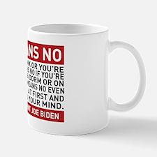 No Means No Mug