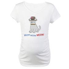 Mittens-D1-WhiteApparel Shirt