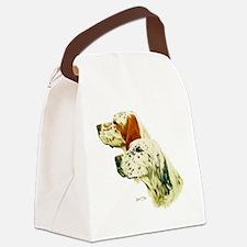 Eng setter Multi Canvas Lunch Bag