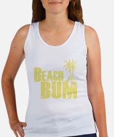 beach bum Women's Tank Top