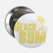 """beach bum 2.25"""" Button"""