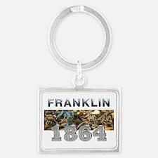 ABH Franklin Landscape Keychain