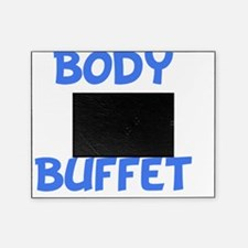Body By Buffet Blue Picture Frame