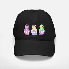 3 Matryoshka Baseball Hat