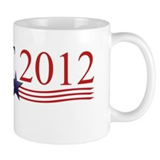 newt 2012 clear background Small Mug