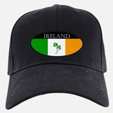 Ireland_Clover and sword_smaller copy Baseball Hat