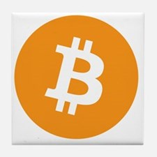Bitcoin1 Tile Coaster