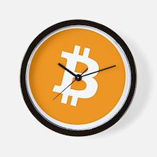 Bitcoin1 Wall Clock