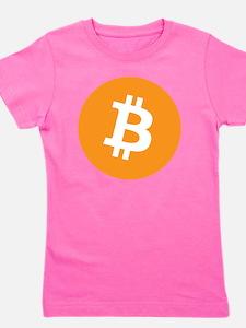 Bitcoin1 Girl's Tee