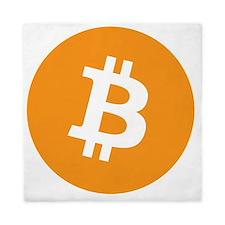 Bitcoin1 Queen Duvet