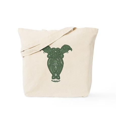 Celtic Eagle Tote Bag
