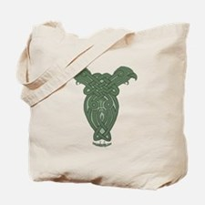 Celtic Eagle Tote Bag