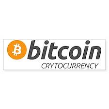 Bitcoin5 Bumper Sticker