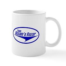 Occam's Razor Coffee Mug