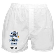 BeenThere Boxer Shorts